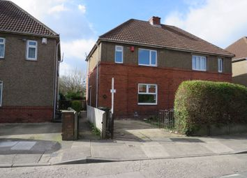 Thumbnail 3 bed semi-detached house for sale in Pendower Way, Benwell, Newcastle Upon Tyne