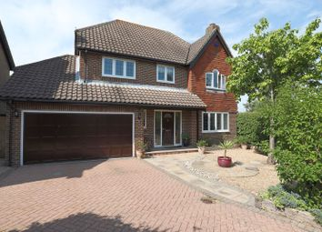 Thumbnail 4 bed detached house for sale in The Orchard, Nutley, Uckfield