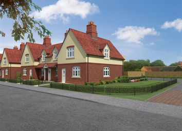 Thumbnail 3 bed end terrace house for sale in Cornfield Cottage, West End Lane, Elstow