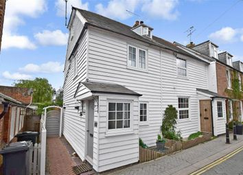 Thumbnail 2 bed end terrace house for sale in Bridewell Lane, Tenterden, Kent