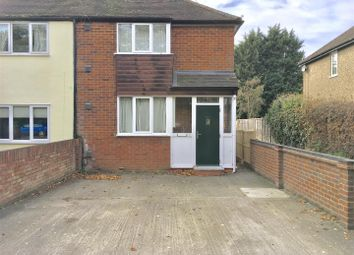 Thumbnail 2 bed property for sale in Horton Road, Datchet, Slough