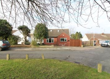 Thumbnail 3 bed semi-detached bungalow for sale in The Crest, Luton
