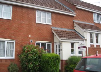 Thumbnail 2 bed terraced house to rent in Mallard Way, Stowmarket