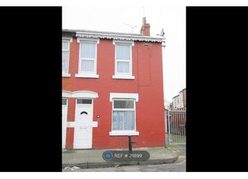 Thumbnail 2 bedroom semi-detached house to rent in Rossall Rd, Blackpool