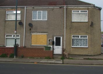 Thumbnail 1 bed flat for sale in Oxford Street, Grimsby