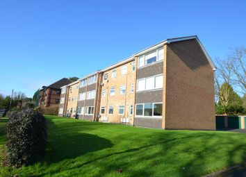 Thumbnail 2 bed flat for sale in Evington Court, Evington Lane, Leicester