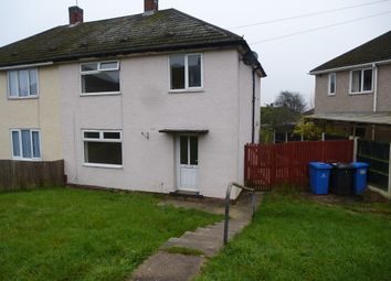 Thumbnail 3 bedroom semi-detached house for sale in Chelmorton Place, Chaddesden, Derby