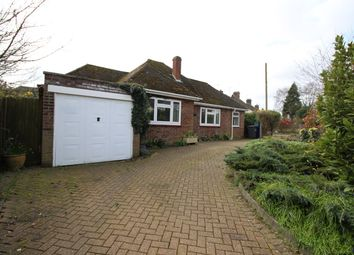 Thumbnail 2 bed bungalow to rent in Waterdell Lane, St Ippolyts, Hitchin