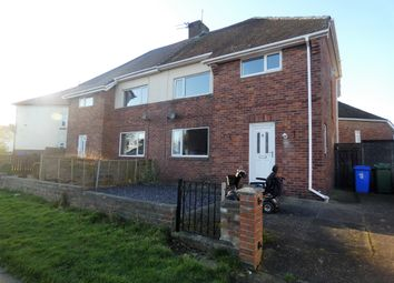 Thumbnail 4 bed semi-detached house for sale in Prospect Avenue, Seaton Delaval, Tyne & Wear