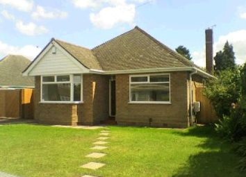 Thumbnail 3 bed bungalow to rent in Windermere Road, Tettenhall, Wolverhampton