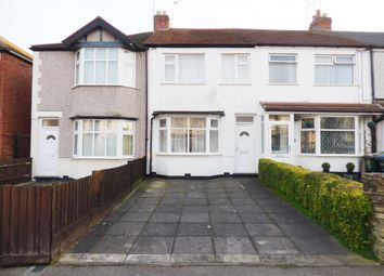 Thumbnail 2 bed terraced house for sale in Farndale Avenue, Holbrooks, Coventry