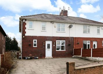 Thumbnail 4 bed semi-detached house for sale in Peel Lane, Little Hulton, Manchester