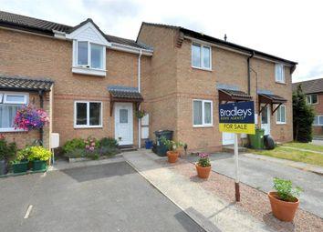 2 bed terraced house for sale in Drum Way, Heathfield, Newton Abbot, Devon TQ12