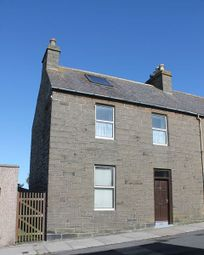 Thumbnail 3 bed terraced house for sale in 4 Girnigoe Street, Wick