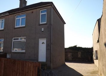 Thumbnail 2 bed semi-detached house to rent in Kyleswell Street, Kilwinning