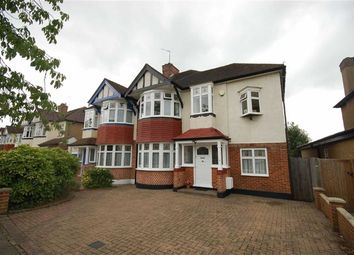 Thumbnail 4 bed semi-detached house for sale in St. Margarets Road, Ruislip