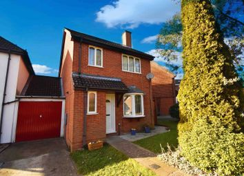 Thumbnail 3 bed detached house for sale in Ajax Close, Chineham, Basingstoke