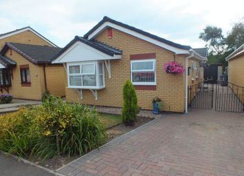 Thumbnail 3 bed bungalow for sale in Gemini Grove, Packmoor, Stoke-On-Trent