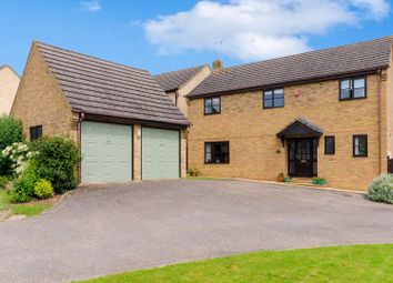 Thumbnail 4 bed detached house for sale in Howards Meadow, Kings Cliffe, Peterborough