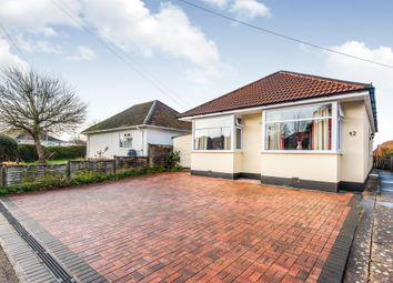 Thumbnail 2 bed detached bungalow for sale in Mountfields Avenue, Taunton