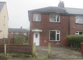 Thumbnail 3 bedroom semi-detached house to rent in Pegamoid St, Tonge Moor, Bolton
