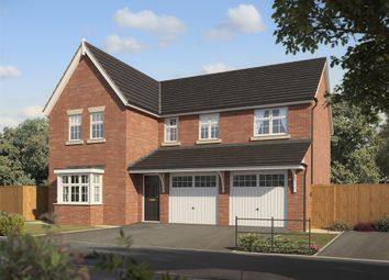 "Thumbnail 4 bed detached house for sale in ""The Wilfred"" at The Knoll, Daltongate, Ulverston"