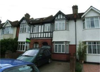 Thumbnail 4 bedroom terraced house to rent in Robinson Road, Colliers Wood, London