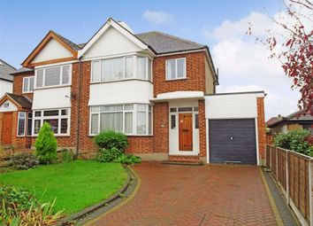 Thumbnail 3 bed semi-detached house for sale in Longstomps Avenue, Chelmsford, Essex