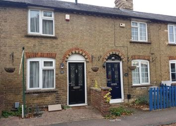 Thumbnail 2 bed terraced house for sale in High Street, Langford, Biggleswade, Bedfordshire