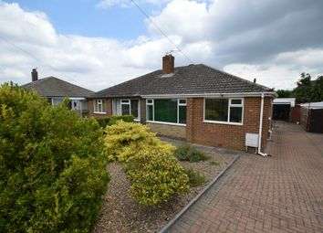Thumbnail 2 bed semi-detached bungalow for sale in Tenterfield Road, Ossett