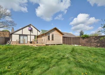 Thumbnail 3 bed detached bungalow for sale in Pump Lane, Stretham