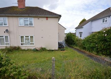 Thumbnail 1 bedroom flat for sale in Whittock Road, Stockwood, Bristol