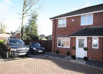 Thumbnail 3 bedroom semi-detached house to rent in Knights Grove, Swinton, Manchester