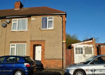 Thumbnail 3 bedroom end terrace house for sale in Knightley Road, Queens Park, Northampton