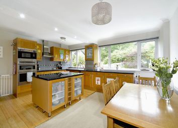 Thumbnail 4 bed town house to rent in Hall Close, Godalming