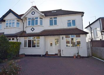 Thumbnail 6 bed semi-detached house for sale in Franks Avenue, New Malden