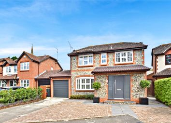 Thumbnail 4 bed detached house for sale in Warwick Close, Bexley, Kent