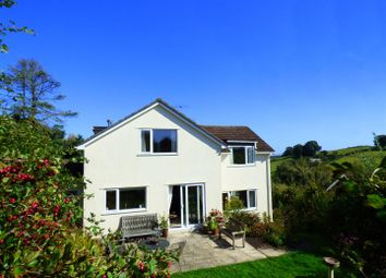 Thumbnail 4 bed detached house for sale in Wyndcliff House, Mynyddbach, Shirenewton, Chepstow