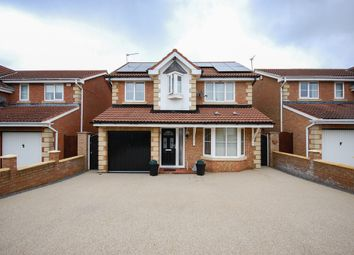 Thumbnail 4 bed detached house for sale in Bluebell Way, Skelton-In-Cleveland, Saltburn-By-The-Sea