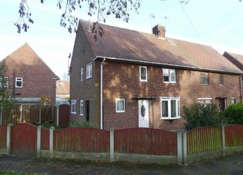 Thumbnail 3 bedroom semi-detached house for sale in Chewton Street, Eastwood, Nottinghamshire