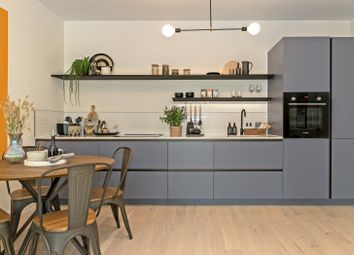 Thumbnail 1 bedroom flat for sale in 266 Balham High Road, London