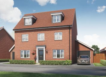 Thumbnail 5 bed detached house for sale in The Shalford, Meadow Rise, London Road, Braintree Essex