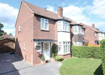 Thumbnail 3 bed semi-detached house for sale in Shirley Road, Maidenhead, Berkshire