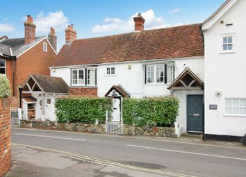 Thumbnail 3 bed terraced house for sale in School Lane, Hamble, Southampton