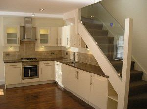 Thumbnail 4 bed terraced house to rent in Tiverton Road, London