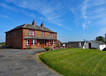 Thumbnail 4 bed farmhouse for sale in Twynholm, Kirkcudbright