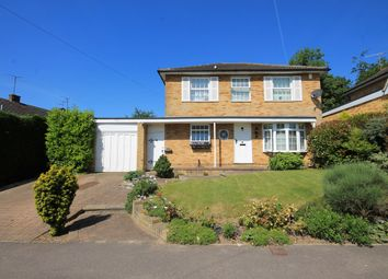 Thumbnail 4 bed detached house for sale in Stephenson Drive, East Grinstead