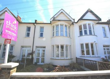 Thumbnail 2 bed flat for sale in 67A Chalkwell Park Drive, Leigh-On-Sea, Essex