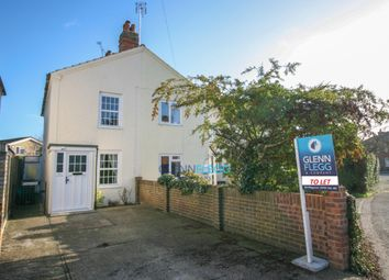 Thumbnail 3 bed semi-detached house to rent in Fairfield Road, Burnham, Slough
