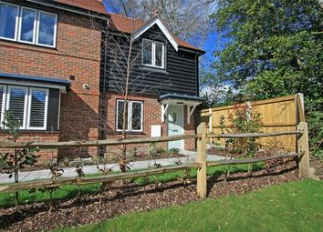 Thumbnail 1 bed semi-detached house for sale in Springfield, Lower Pennington Lane, Lymington